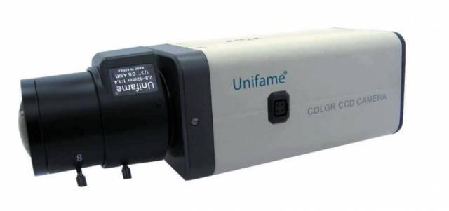 UNB-600S 1/3 Sony CCD Day/Night Box Kamera