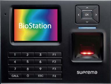 Suprema BioStation