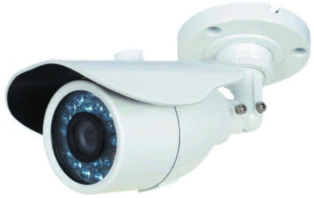 UNIR-2848R 1/3 HD CCD Varifocal 2,8~12mm IR Kamera