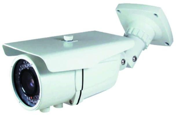 UNIR-2948R 1/3 HD CCD Varifocal 2,8~12mm IR Kamera