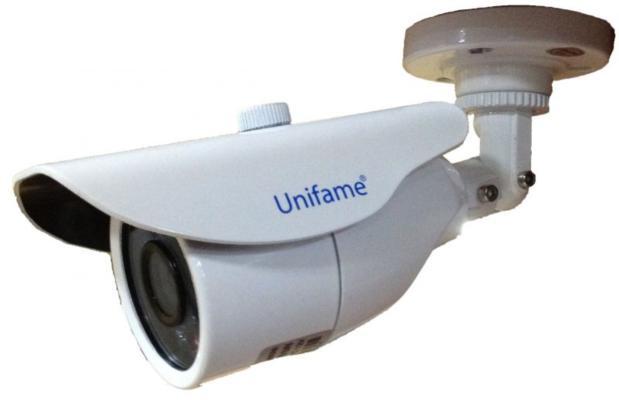 UNIR-650R 1/3  HD CCD Dış Ortam Gece Görüşlü IR Kamera