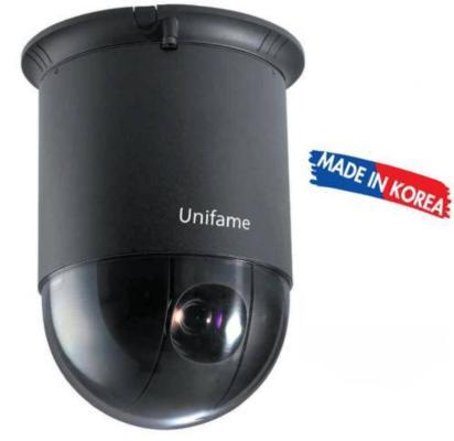 UNSPD-33H - 33X İç ortam Speed Dome Kamera