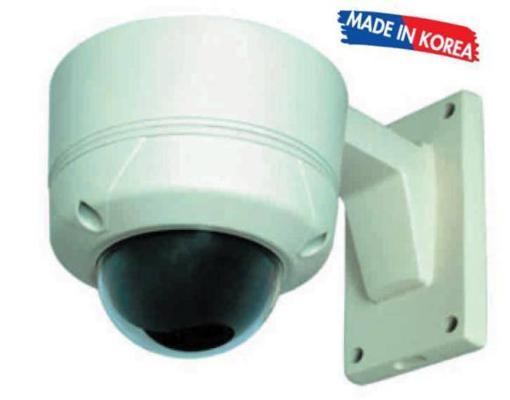 UN-PTZ10PH - 10X Dış ortam Speed Dome Kamera