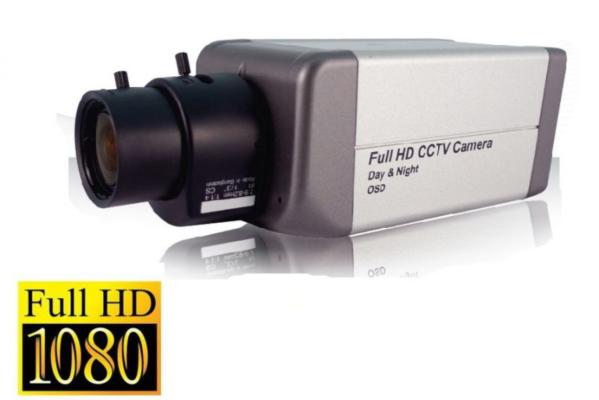 FC-122B01 HD-SDI 3 MP BOX KAMERA
