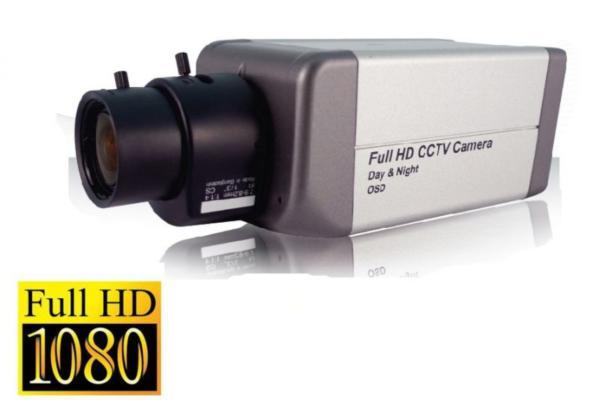 FC-122B01 HD-SDI 3 MP BOX KAMERA
