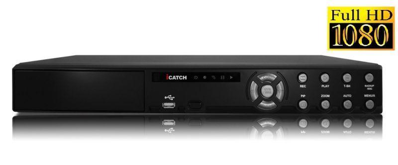 HHD-1013A-N V2 10 Kanal HYBRID HD-SDI REAL TIME H.264 Dijital Kyıt Cihazı