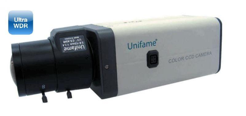UNBW-690S 1/3  DPS CCD True Day/Night Plaka Okuma Kamerası