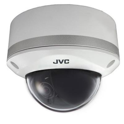 JVC VN-H257VPU Super LoLux, 1/3  CMOS CCD, FULL HD, H.264, Day/Night, ONVIF