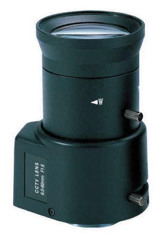 UNİFAME UL-0660VD Auto İris Varifocal Day&Night Lens