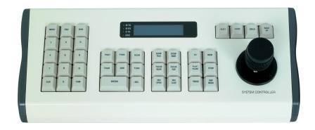 UNİMO UKB-400-Kontrol Keyboard 3 Axis Joystick