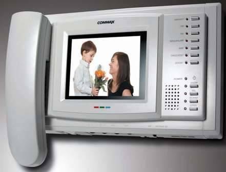 CAV 51 SD Renkli Dijital Alarm Fonksiyonlu Monitör