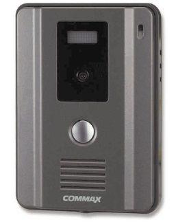 DRC-40 CK- Renkli 1/3  CCD Kameralı Zil Panosu