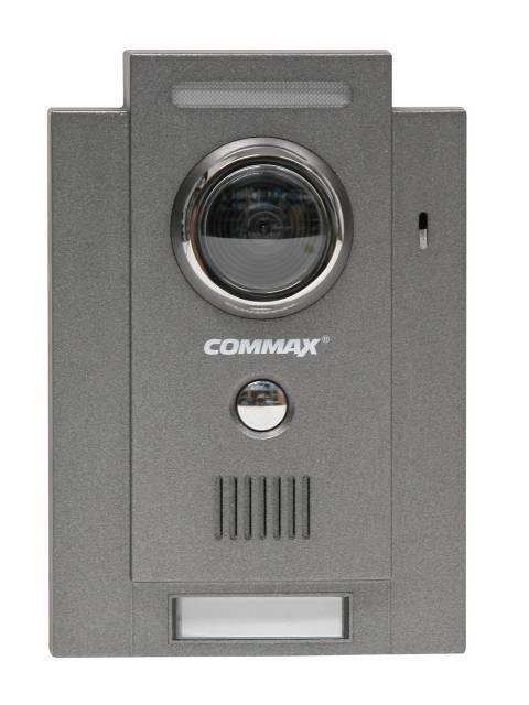 DRC-4CHC Renkli 1/3  CCD Kameralı Zil Panosu